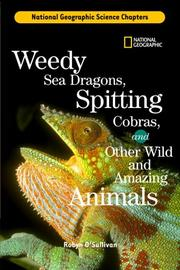 Science Chapters: Weedy Sea Dragons, Spitting Cobras PDF
