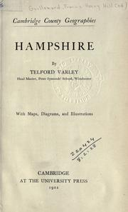 Hampshire by Telford Varley