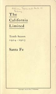 The California Limited PDF