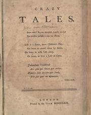 Crazy tales by John Hall-Stevenson