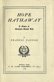 Hope Hathaway PDF