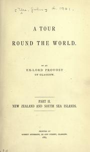 A tour round the world PDF