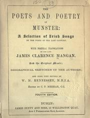 The poets and poetry of Munster PDF