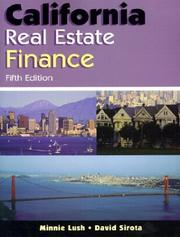 California real estate finance PDF