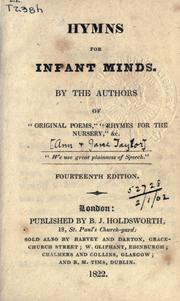 Cover of: Hymns for infant minds by Zulfikar Ghose