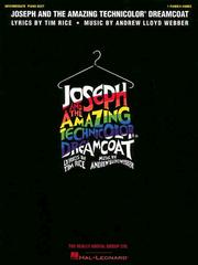Joseph and the amazing Technicolor dreamcoat (Opera) by Andrew Lloyd Webber