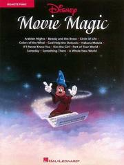 Disney Movie Magic by Hal Leonard Corp.