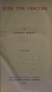 The works of Thomas Hardy in prose and verse, with prefaces and notes PDF