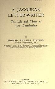 A Jacobean letter-writer PDF