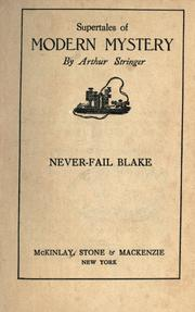 Never-Fail Blake PDF