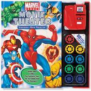 Marvel Heroes Storybook and Movie Projector (Movie Theater Storybooks)