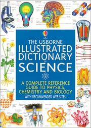 The Usborne illustrated dictionary of science PDF