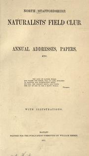 Annual addresses, papers, etc PDF