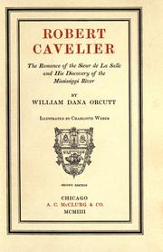 Robert Cavelier by William Dana Orcutt