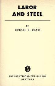 Labor and steel PDF