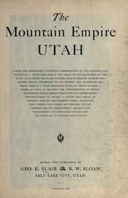 The mountain empire Utah PDF