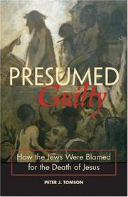 Presumed Guilty by Peter J. Tomson