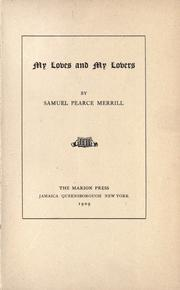 My loves and my lovers PDF