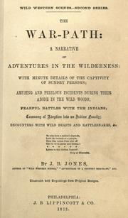Wild western scenes by Jones, J. B.