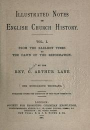 Illustrated notes on English church history PDF