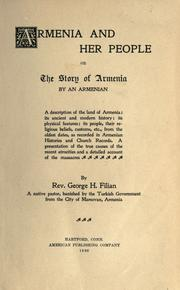 Armenia and her people PDF