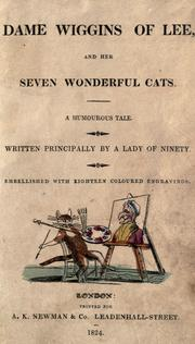 Dame Wiggins of Lee, and her seven wonderful cats