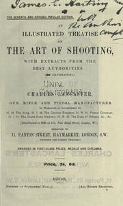 An illustrated treatise on the art of shooting PDF
