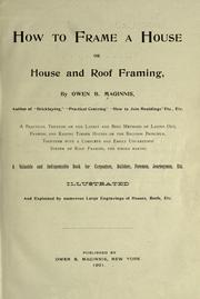 How to frame a house PDF