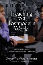 Preaching to a Postmodern World PDF