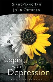 Coping with depression by Siang-Yang Tan