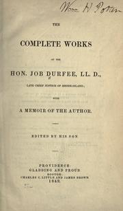Complete works PDF