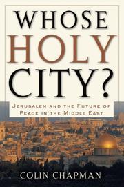 Whose Holy City? PDF