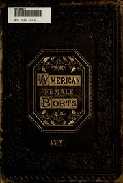 The American female poets PDF