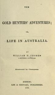 The gold hunters' adventures PDF