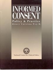 Informed consent by Bruce V Corsino