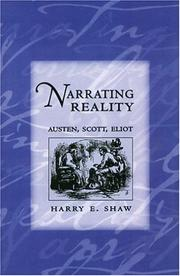 Narrating reality PDF