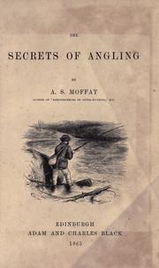 The secrets of angling PDF