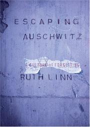 Escaping Auschwitz by Ruth Linn