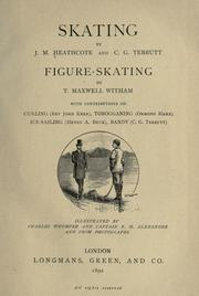 Cover of: Skating by John Moyer Heathcote
