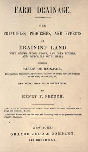 Farm drainage PDF