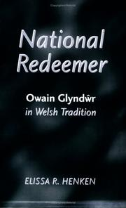 National redeemer by Elissa R. Henken