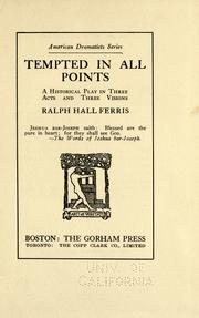Tempted in all points PDF