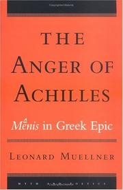 The Anger Of Achilles PDF
