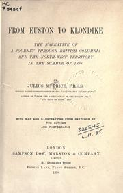 From Euston to Klondike by Julius M. Price