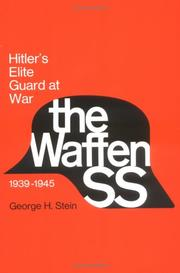 The Waffen SS by George H. Stein