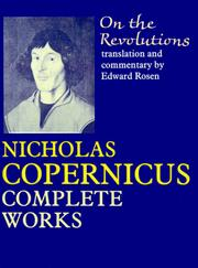 On the Revolutions by Nicolaus Copernicus