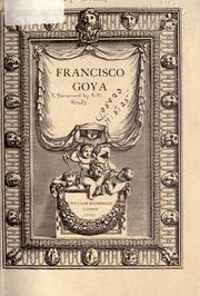 Francisco Goya by Francisco Goya