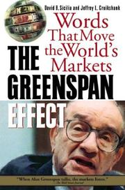 The Greenspan Effect by Jeffrey L. Cruikshank
