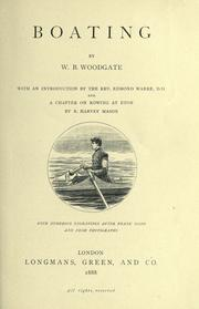 Boating by Walter Bradford Woodgate