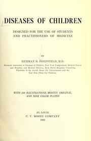 Diseases of children PDF